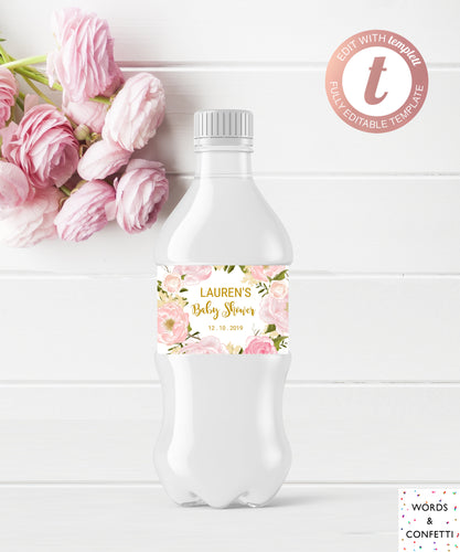 Water-Bottle-Labels-Baby-Shower-Girl