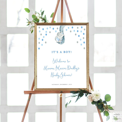 baby-shower-decorations-elephant-words-confetti