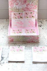 Pink And Gold Baby Shower Games