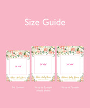 Load image into Gallery viewer, Pink & Gold Photo Booth Frame Prop
