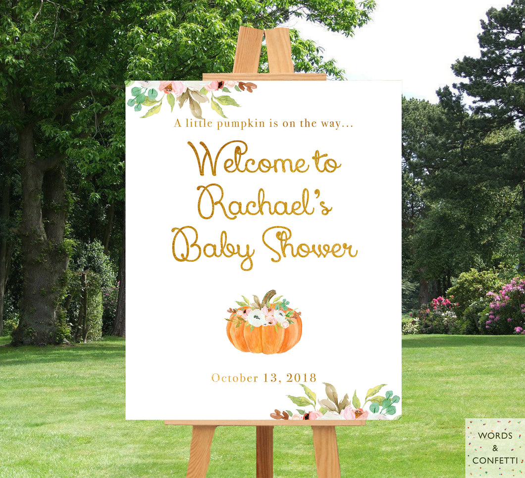 pumpkin-baby-shower-decorations-better-than-oriental-trading