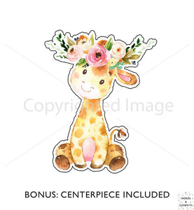 safari-giraffe-centerpiece-words-and-confetti