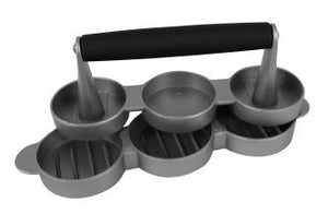 Avanti Triple Mini Burger Press