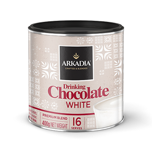 Arkadia White Drinking Chocolate - 1kg