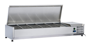 Anvil VRX1500S Refrigerated Ingredient Unit with S/S Lid