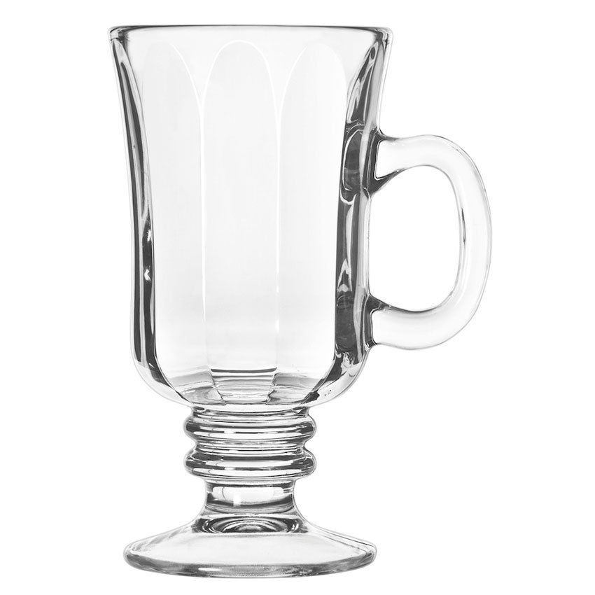 Libbey 5294 8 1/4 oz Irish Coffee Mug