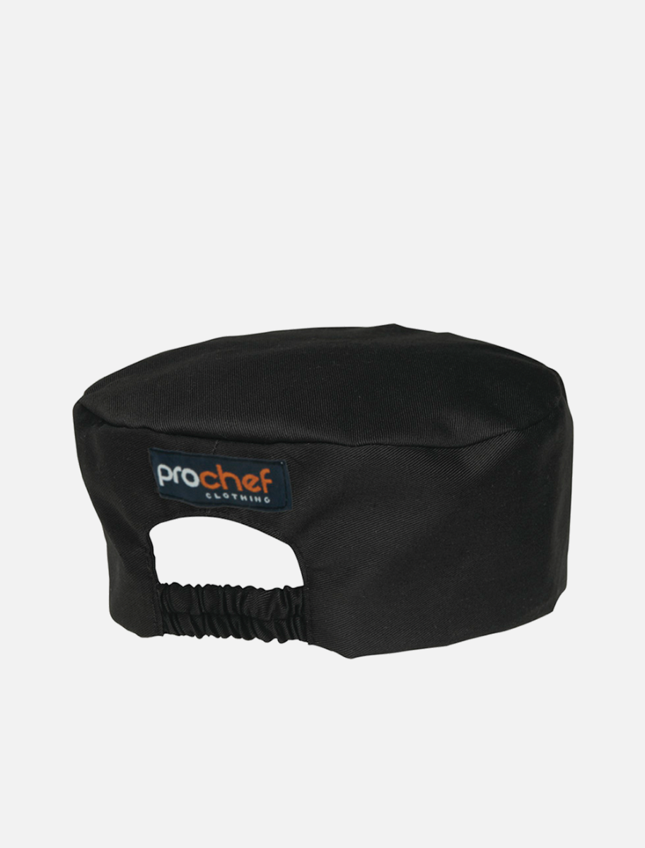 Box Hat Black