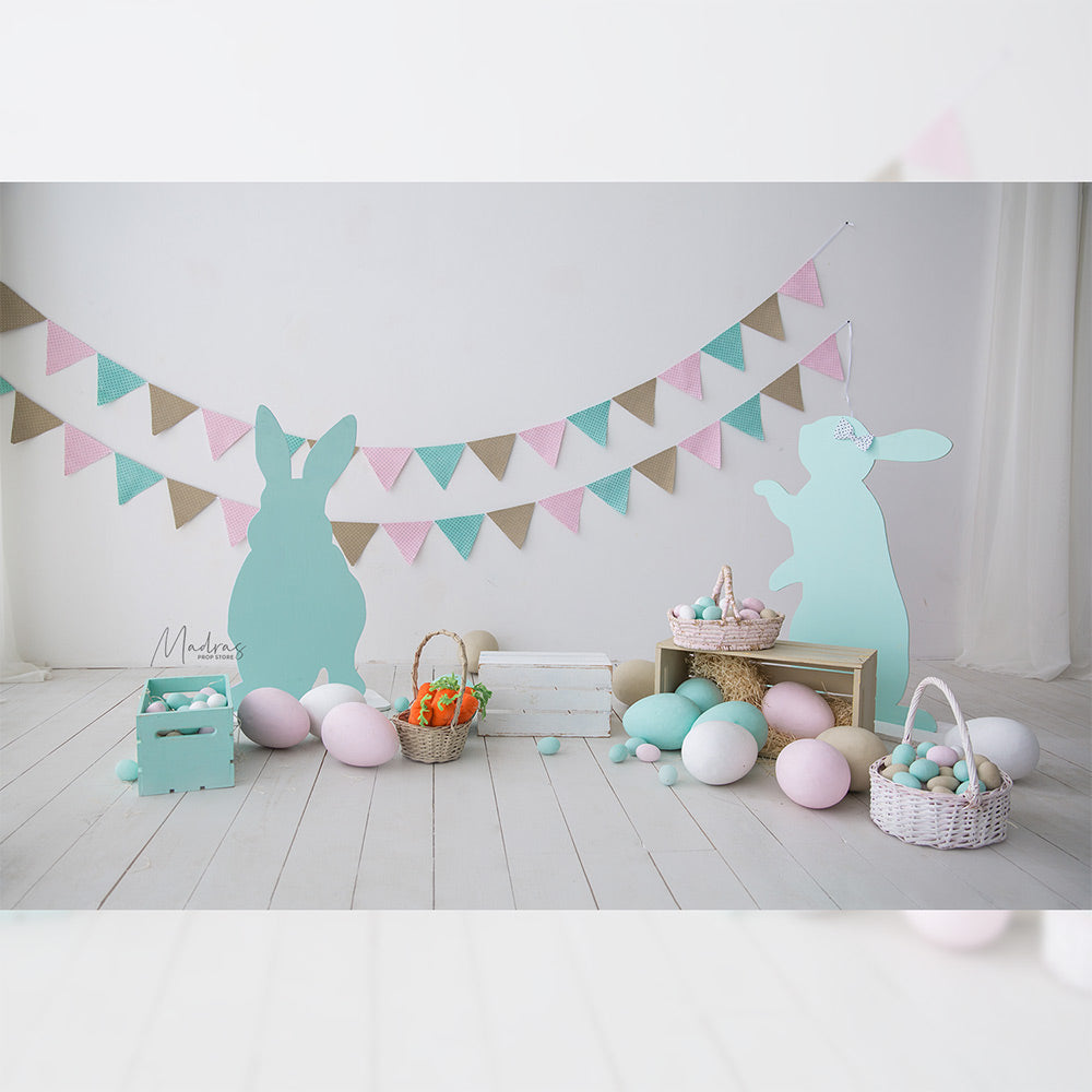 Easter Party - Baby Printed Backdrops