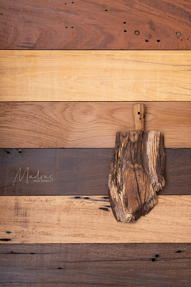 Rustic Wood Backdrop -Type 8