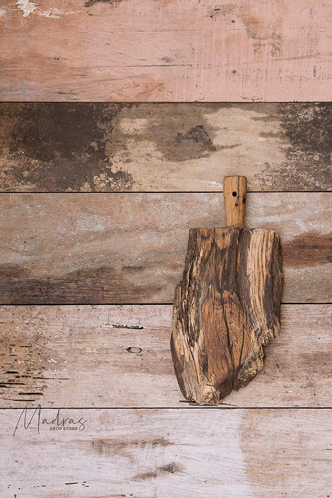 Rustic Wood Backdrop -Type 6
