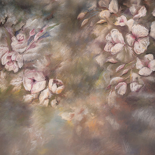 Clauren Floral - Baby Printed Backdrops
