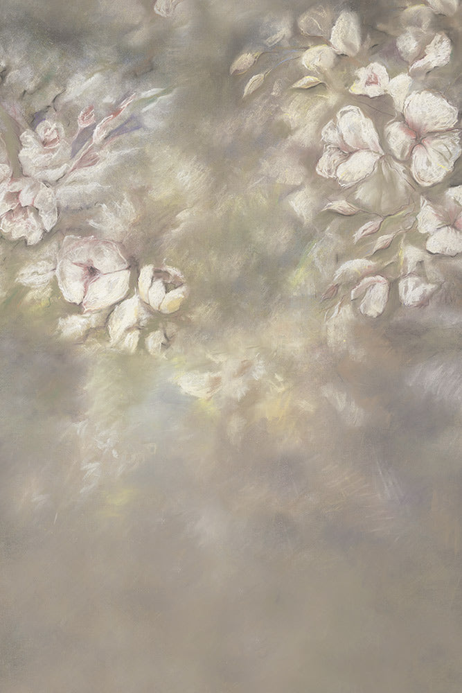 Claura Floral - Maternity Backdrops