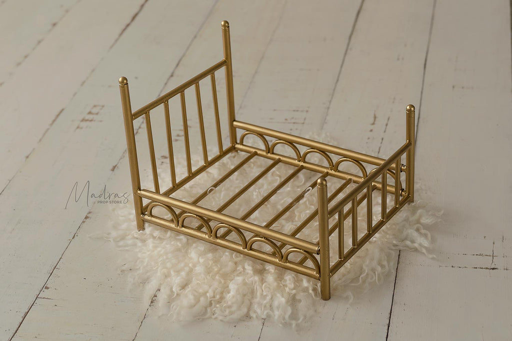 Newborn Golden Bed