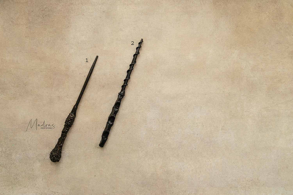 Newborn Harry Potter Wand