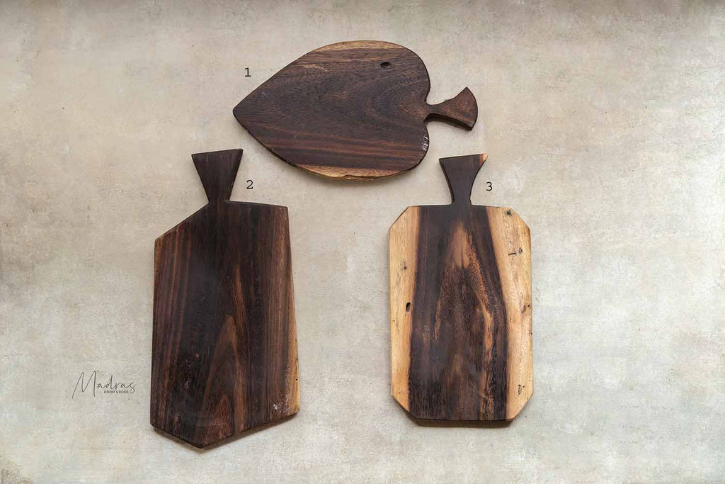Rustic Cheese Board - Type 8