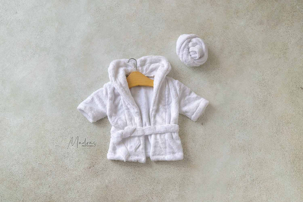 Newborn to 6 months Spa Outfit