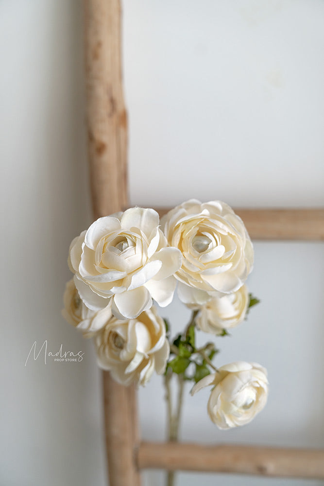 White Blooms set of two
