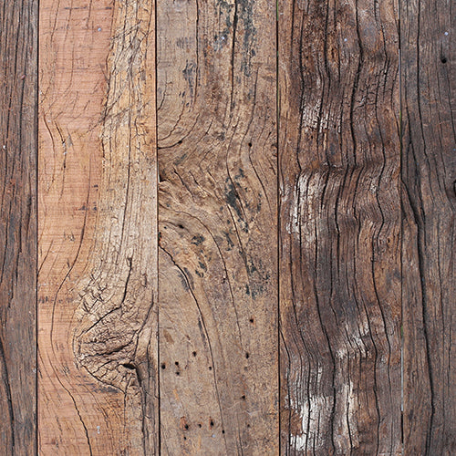 Wood Very Rustic Design - Baby Printed Backdrops