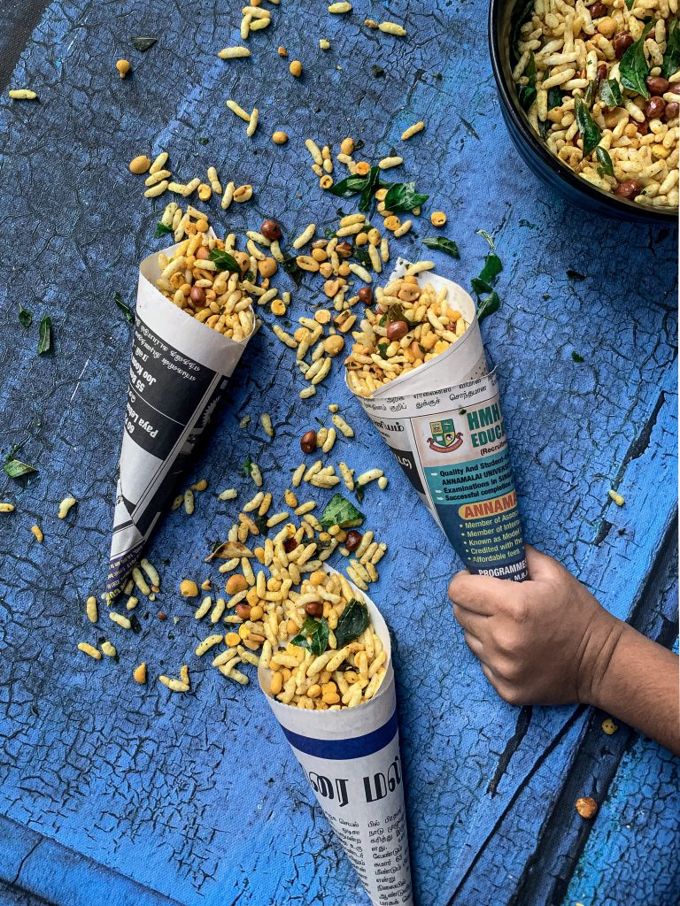 Teal Window - Printed Food Backdrops
