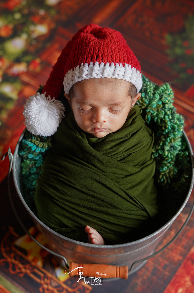 Xmas Grand Decor - Baby Printed Backdrops