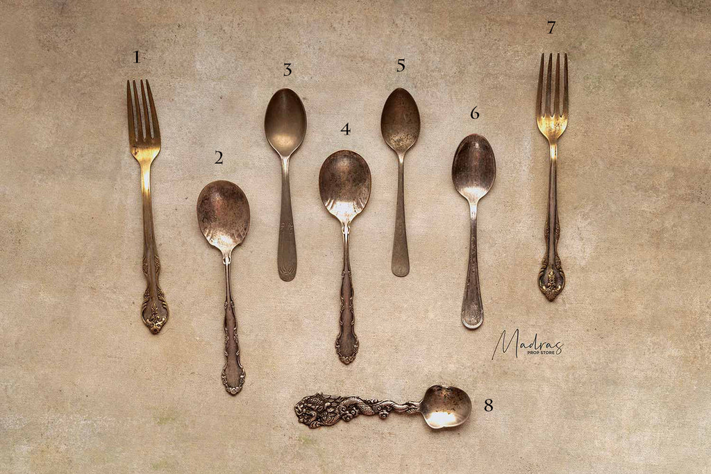 Vintage Cutlery - Type I
