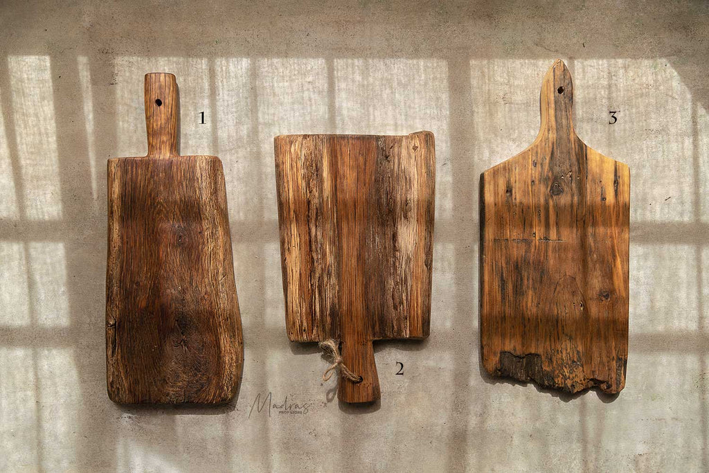 Rustic Cheese Board - Type 2