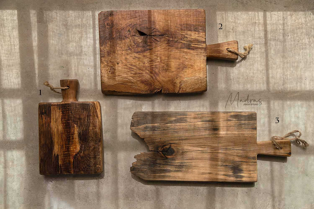 Rustic Cheese Board - Type 4