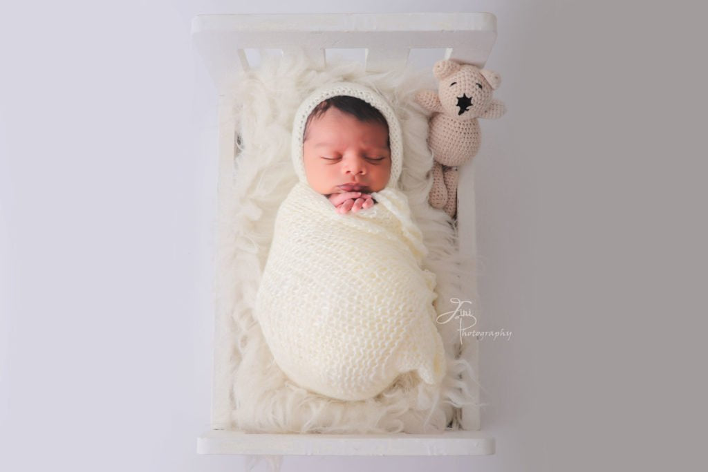 Newborn Baby Bed Type-1