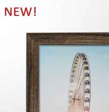 Load image into Gallery viewer, New wooden frame is available!