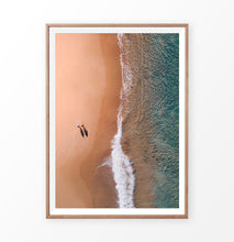 Load image into Gallery viewer, Aerial Ocean Photography Wall Decor