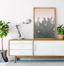 Load image into Gallery viewer, Botanical leaf Art Single Print
