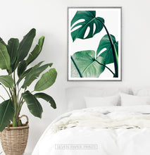 Load image into Gallery viewer, Bright Bedroom Tropical Wall Decor
