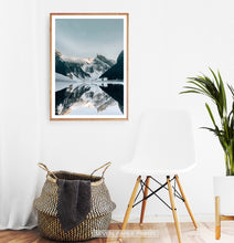 Load image into Gallery viewer, Wooden-framed In A White Room