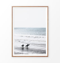 Load image into Gallery viewer, Surfers Walking on the Beach