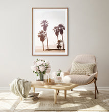 Load image into Gallery viewer, Beach Palm Decor For Beige Walls