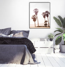 Load image into Gallery viewer, Extra Large Palm Wall Art for Bedroom