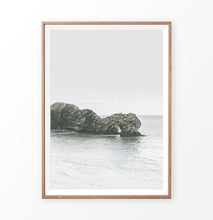 Load image into Gallery viewer, Rock in the Ocean Waves California