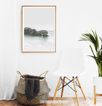 Load image into Gallery viewer, Sea Rock Minimalist Wall Art