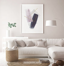 Load image into Gallery viewer, Beige living room wall decor