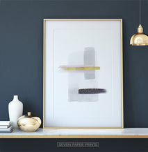 Load image into Gallery viewer, Beautiful Abstract Artwork for Clean Interior Decoration Idea