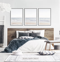 Load image into Gallery viewer, Bedroom Wall Decor - Sea 3 Piece Wall Art