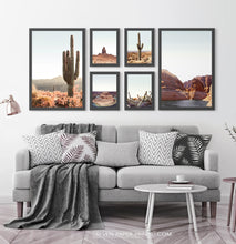 Load image into Gallery viewer, Arizona Desert Travel Gallery Wall