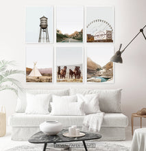 Load image into Gallery viewer, Nature Beauty 6 Piece Wall Art