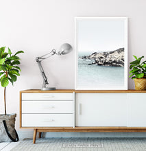 Load image into Gallery viewer, Sea Rock Wall Art