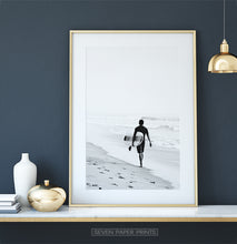 Load image into Gallery viewer, Artwork for Dark Wall in Coastal Style