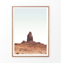 Load image into Gallery viewer, Monument valley print, monument valley scenic wall art