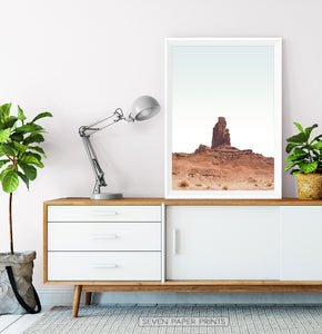 Monument Valley Wall Art