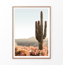 Load image into Gallery viewer, Giant Cactus Print
