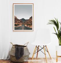 Load image into Gallery viewer, Colorado Mountain Pass Print