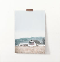 Load image into Gallery viewer, Old Wooden Barn Picture